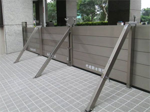 Combined-Watertight-Gate