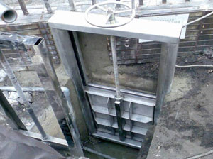 Manual-Sluice-Gate